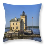 Rondout Light Throw Pillow