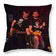Ronnie Romero 40 Throw Pillow