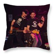 Ronnie Romero 41 Throw Pillow