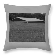 Roof 1 Throw Pillow