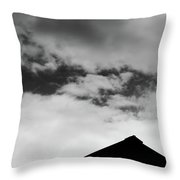 Roof #2882 Throw Pillow