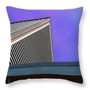Roofer Madness  Throw Pillow