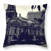 Room Of Angels Throw Pillow