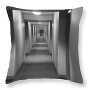 Room Service Throw Pillow