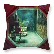 Room Within Throw Pillow