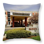 Root Hall 2 Throw Pillow