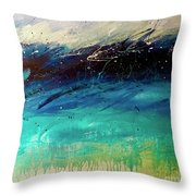 Root Of Imagination Throw Pillow