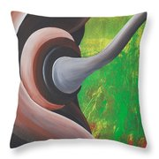 Rooted Energy Collection Throw Pillow