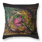 Rootedness Throw Pillow