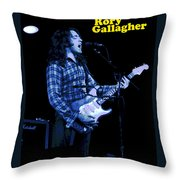 R G In Kent 2 Throw Pillow