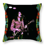 Messin' With The Kid Throw Pillow
