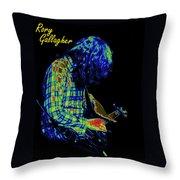 Cosmic Light 2 Throw Pillow