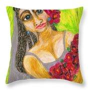 Rosamie Throw Pillow