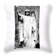 Roscommon Angel No 2 Throw Pillow