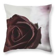Rose #005 Throw Pillow