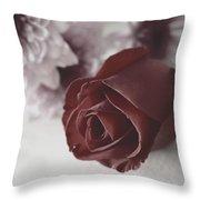 Rose #006 Throw Pillow