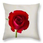 Rose #022 Throw Pillow