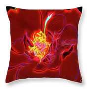 Rose 18-2 Throw Pillow