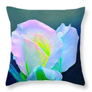 Rose 86 Throw Pillow