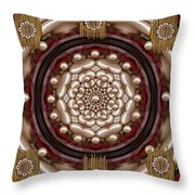 Rose Of Japan Throw Pillow