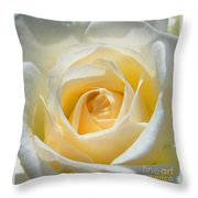 Rose Tote Bag Design Throw Pillow