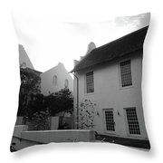 Rosemary Beach Throw Pillow