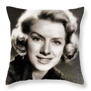 Rosemary Clooney, Music Legend Throw Pillow
