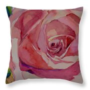 Roses And More  Throw Pillow