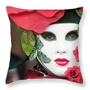 Roses I Throw Pillow