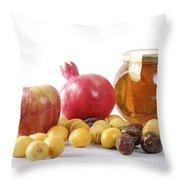 Rosh Hashana Throw Pillow