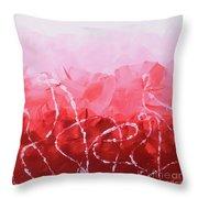 Rosie Ropes Throw Pillow