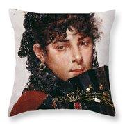 Rosina Throw Pillow