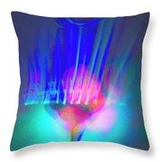 Rothko's Veil Throw Pillow