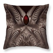 rotl_01 Lord Of the Soil Throw Pillow