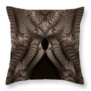 rotl_07a Lady Of the Choice 1 Throw Pillow