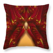rotl_07c Lady Of the Choice 3 Throw Pillow