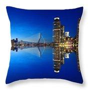 Rotterdam - The Netherlands Throw Pillow