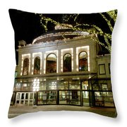 Rotunda - Quincy Market Throw Pillow