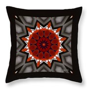 Round Table Pointed Conversation Throw Pillow