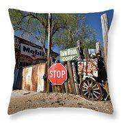 Route 66-56 Throw Pillow