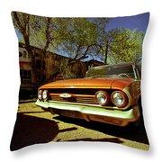 Route 66-57 Throw Pillow