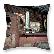 Route 66-60 Throw Pillow