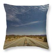 Route 66-76 Throw Pillow
