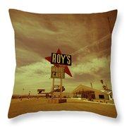 Route 66-82 Throw Pillow