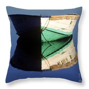 Rowboat  Throw Pillow