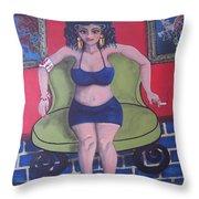 Roxanne Throw Pillow