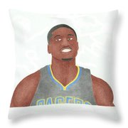 Roy Hibbert  Throw Pillow