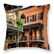 Royal And St. Philip Throw Pillow