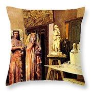 Royal Art Throw Pillow