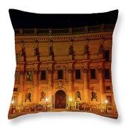 Royal Castle Stockholm Throw Pillow